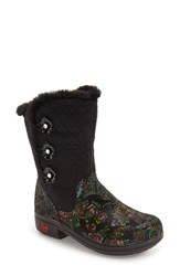 Alegria Women's 'Nanook' Suede Boot Winter Garden Leather
