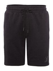 Religion Men's Square Logo Shorts Black