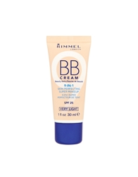 Rimmel London Match Perfection Foundation Bb Cream Spf 25 Verylight