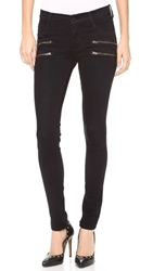 James Jeans Crux Skinny Jeans With Double Zip Olefina