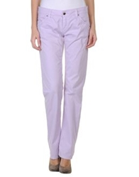 Re Hash Casual Pants Lilac