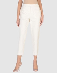 Ports 1961 Casual Pants Ivory