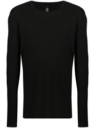 Thom Krom Long Sleeve Fitted Jumper 60