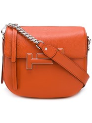 Tod's Double T Mini Bag Orange
