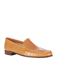 Stefano Ricci Crocodile Loafer Orange