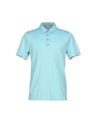 Magliaro Polo Shirts Sky Blue