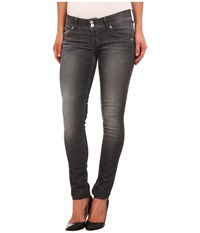 Hudson Collin Skinny Jeans In Wreckless Wreckless Women's Jeans Gray