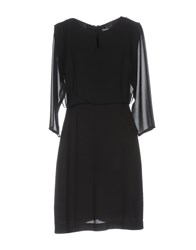 La Fee Maraboutee Short Dresses Black