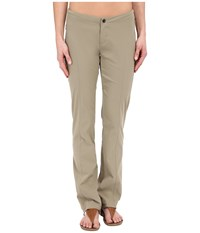 Columbia Just Right Straight Leg Pant Tusk Women's Casual Pants Beige