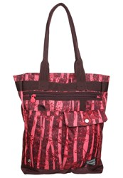 Chiemsee Tote Bag Zebra Flower Pink