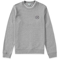 Kenzo Tiger Crew Sweat Grey