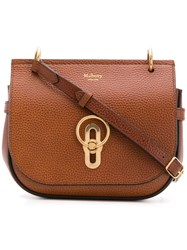 Mulberry Amberley Satchel Small Brown