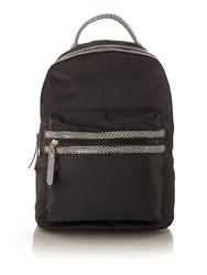 Therapy Silky Backpack Black