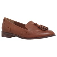 Miss Kg Murrie Tassel Loafers Tan