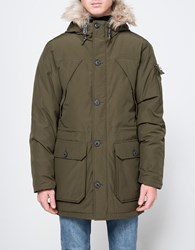 Penfield Hoosac Ff Jacket In Lichen