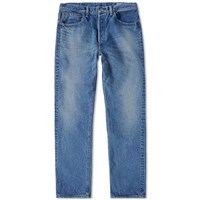 Orslow 107 Ivy League Slim Jean Blue
