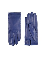 Maison Martin Margiela Gloves Dark Blue