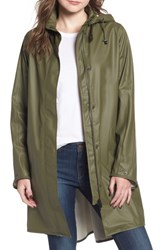 Ilse Jacobsen Rain Slicker Army