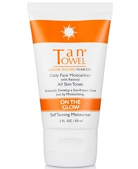 Receive A Free On The Glow With 25 Tantowel Purchase