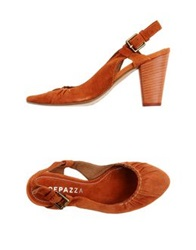 Apepazza Pumps Rust