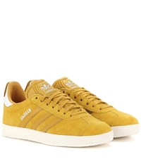 Adidas Gazelle Suede Sneakers Yellow