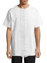Les Benjamins Dancers Of The Sand Ershil Oversized Tee White