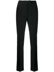 Boutique Moschino Classic Tailored Trousers Black