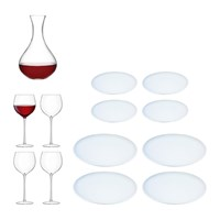 Lsa International Aura Dine Set
