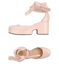 Viktor And Rolf Footwear Courts Women Light Pink