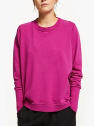 Numph Nicola Sweatshirt Purple