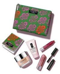 Clinique 7 Pc. Discovery Set Get A 10 Bounce Back Card An 85 Value No Color