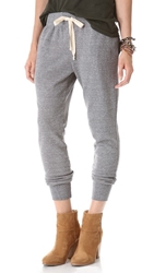 Current Elliott The Vintage Sweatpants Heather Grey