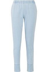 Tomas Maier Stretch Denim Track Pants