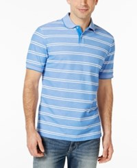 Club Room Short Sleeve Vernon Oxford Polo Only At Macy's