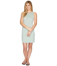 Fjall Raven High Coast Tank Dress Ocean Mist Women's Dress Green