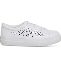 Office Fazer Star Trainers White