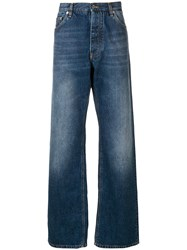 Dolce And Gabbana Bootcut Jeans Blue