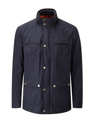 Skopes Men's Bergamo Coat Navy