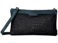 Liebeskind Carol Dark Blue Clutch Handbags