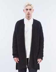3.1 Phillip Lim Bio Fur Zip Cardigan