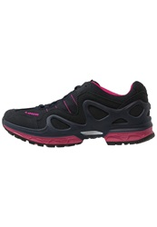Lowa Gorgon Gtx Hiking Shoes Navy Fuchsia Dark Blue