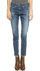 Ag Adriano Goldschmied The Beau Slouchy Skinny Jeans 7 Years Wilderness