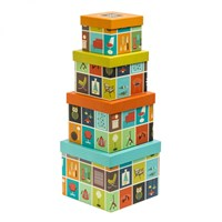 Magpie The Modern Home Set Of 4 Boxes