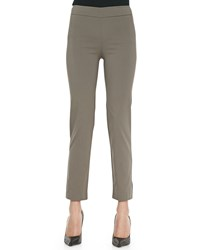 Avenue Montaigne Venezia Ankle Length Pants Navy