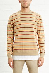 Forever 21 Striped Crew Sweater
