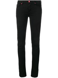 Love Moschino Classic Skinny Jeans Black