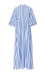 Thierry Colson Rachel Nautical Stripe Kaftan