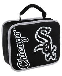 Concept One Chicago White Sox Sacked Lunch Bag Black