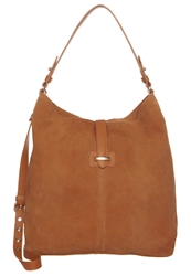 Zign Tote Bag Brown Cognac