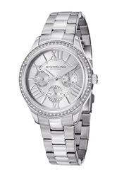 Stuhrling Women's Lady Majestic Se Watch Metallic